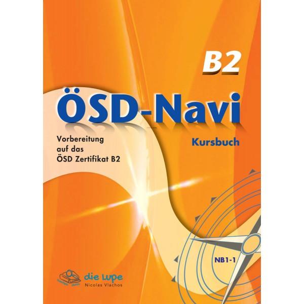 ÖSD-NAVI B2 Kursbuch