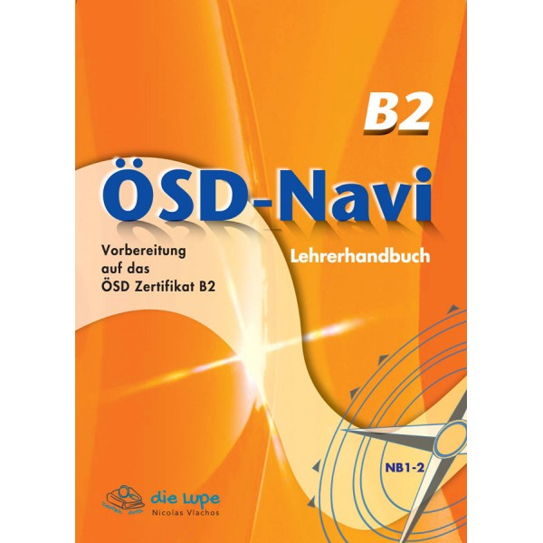 ÖSD-NAVI B2 Lehrerhandbuch με MP3