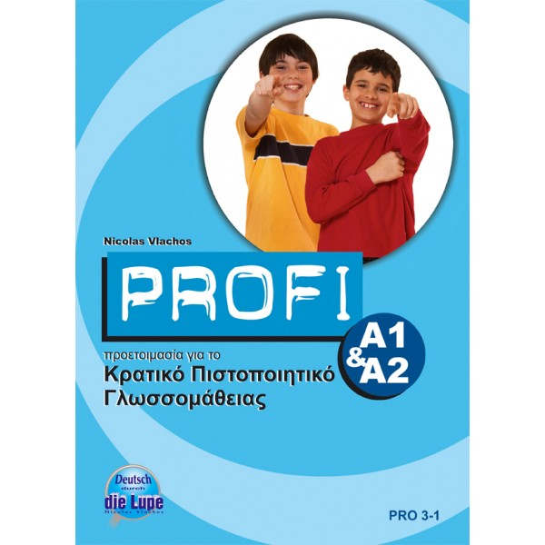 Profi A1&A2 Kursbuch