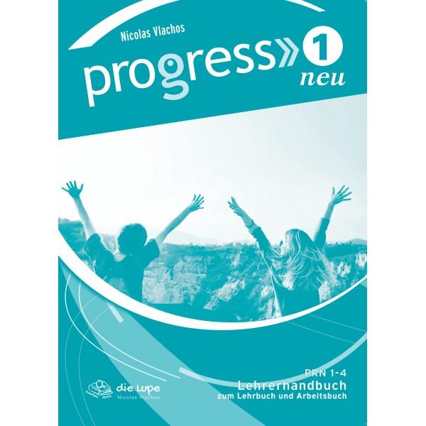 Progress 1 neu Lehrerhandbuch