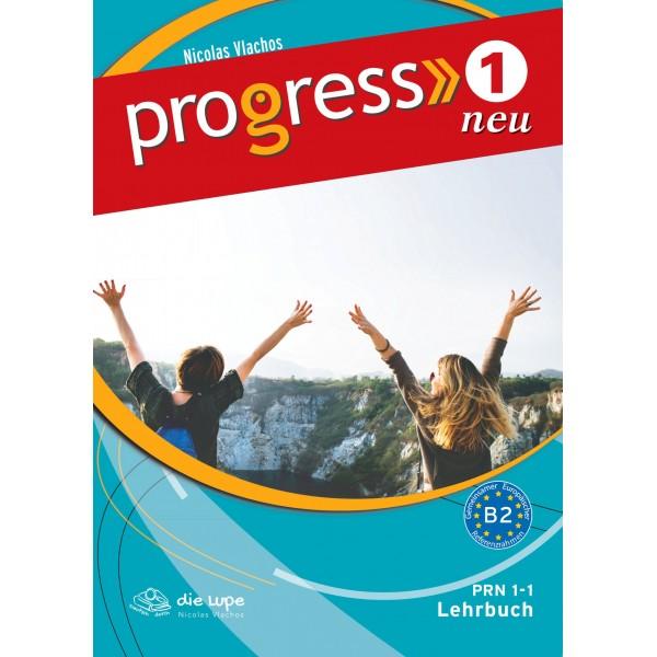 Progress 1 neu Lehrbuch